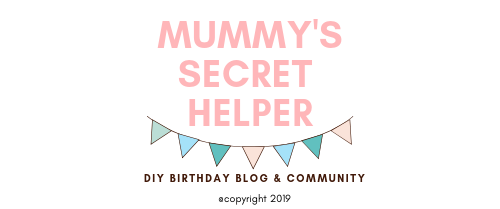 Mummy's Secret Helper